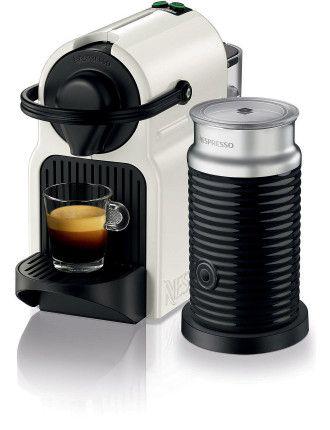 Buy Nespresso Bec200xw Inissia Coffee Machine Bundle White from David Jones at Westfield or buy online from the David Jones website.