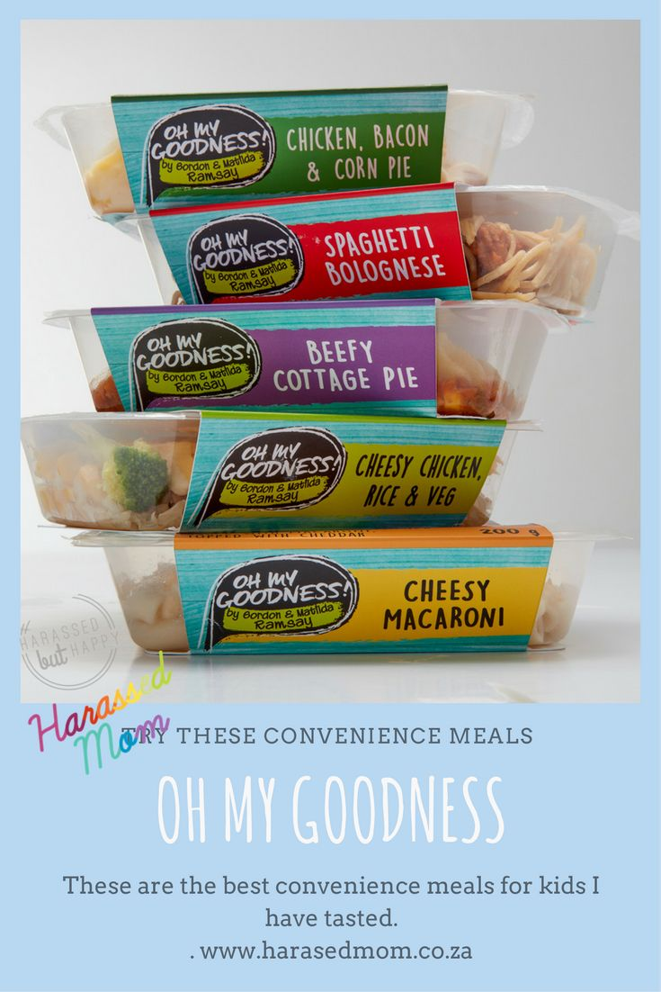 Sometimes you just need a little help. These OhMyGoodness convenience meals from Checkers are delicious. #conveniencemeals #ohmygoodness #checkers #harassedmom #momblogger #foodforkids