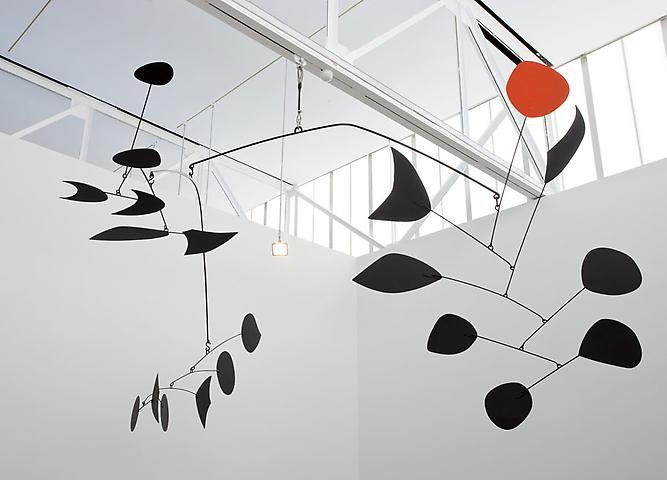 "Alexander Calder (July 22, 1898 – November 11, 1976) was an American sculptor and artist most famous for inventing abstract sculptures he called ""mobiles"". In addition to mobile and &#…"