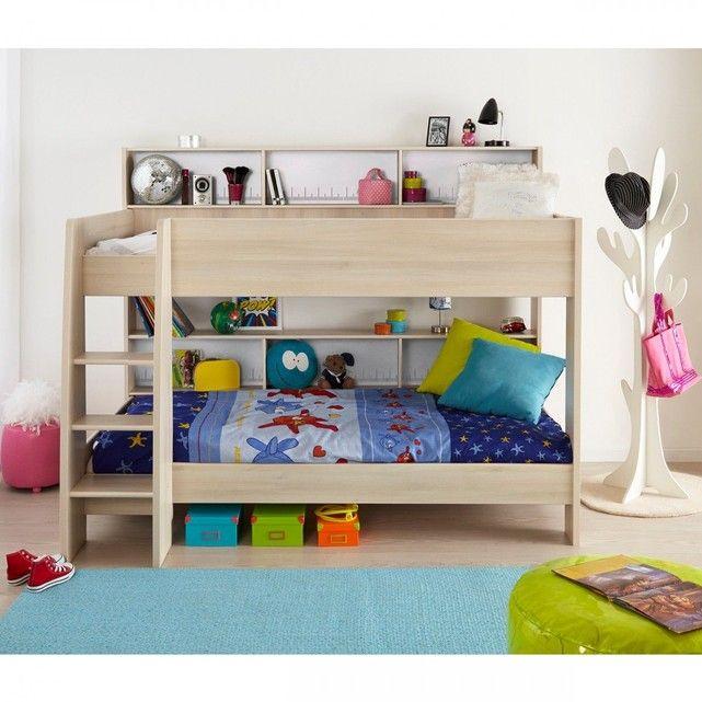 lits superposes avec rangement lit