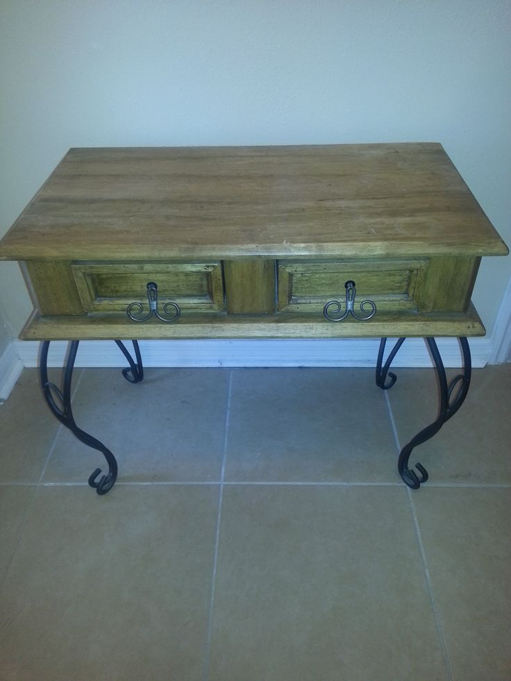 Entry Way Table  $159