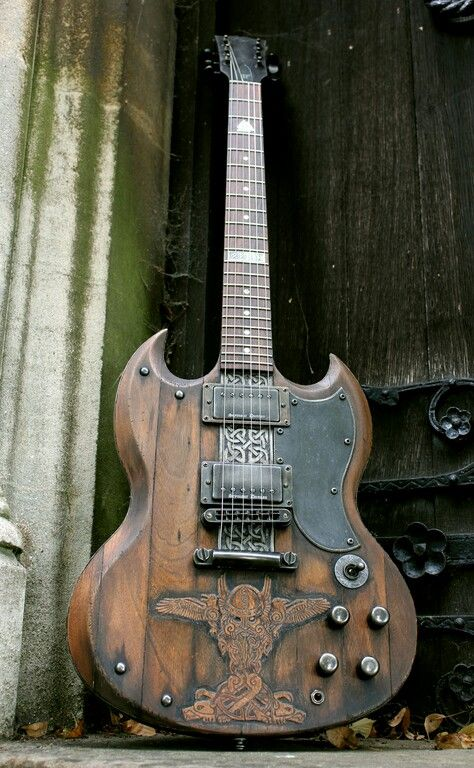 Viking guitar exotic888imports.com