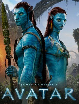 Avatar...love this movie! One of the best!  (Even though I find there might be some plagarism of other sci-fi stories I've read in the past - I can get past it.)