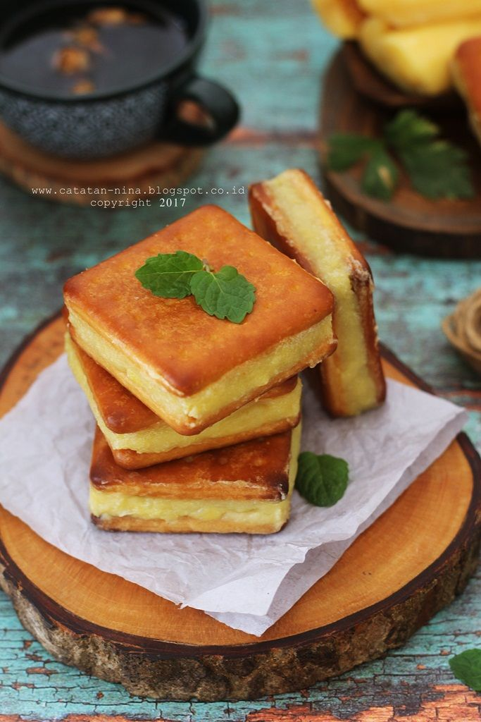 Gabin Vla Tape Catatan Nina Penyajian Makanan Makanan Resep Sandwich