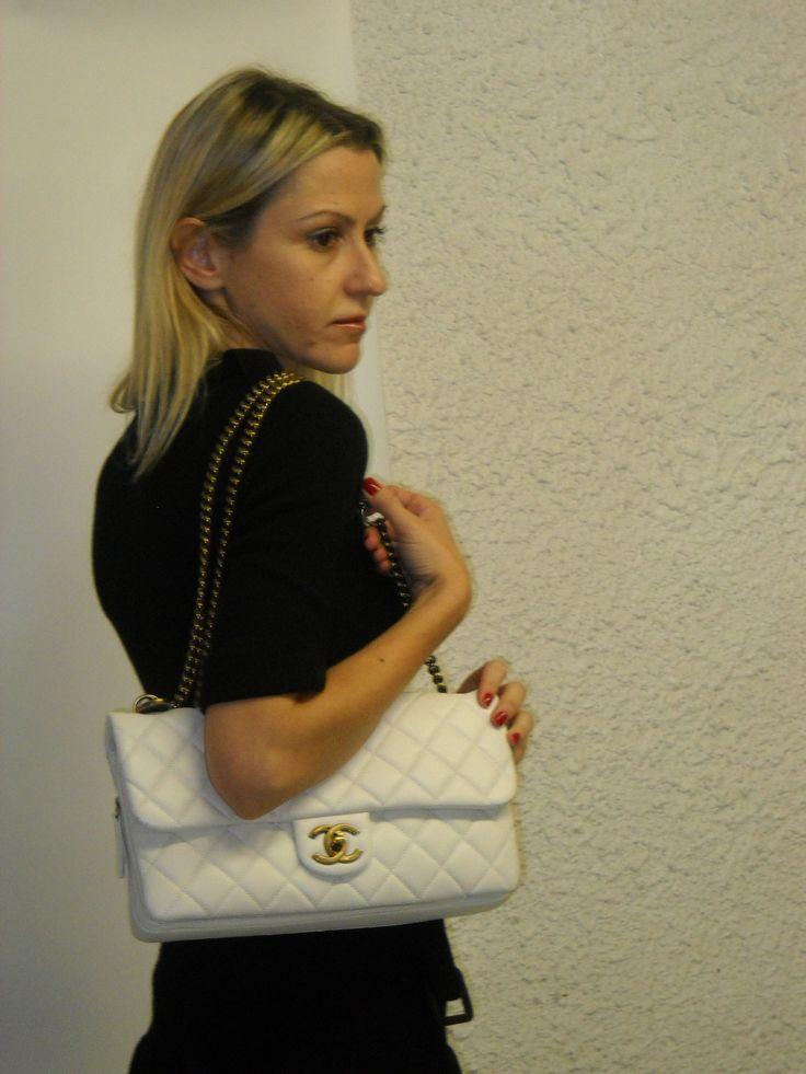 Chanel Bianco... borse in affitto su www.rentfashionbag.it