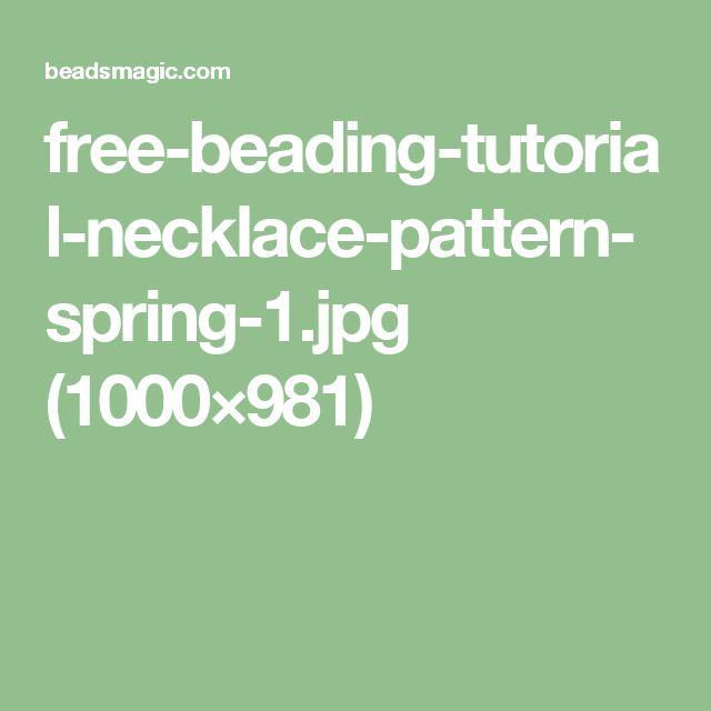 free-beading-tutorial-necklace-pattern-spring-1.jpg (1000×981)