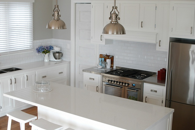 My Kitchen by RosieRoseRome, via Flickr