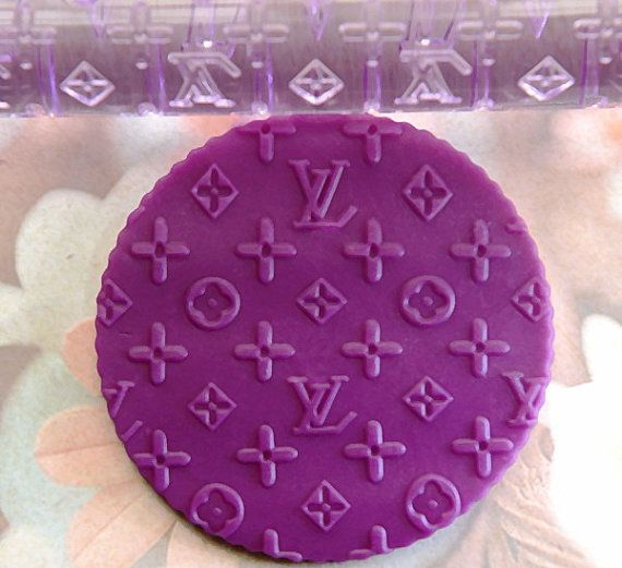 17 Best Ideas About Fondant Stamping On Pinterest