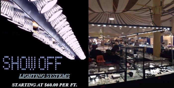 7 best trade show vendor display lighting images on for Battery operated lights for craft booth