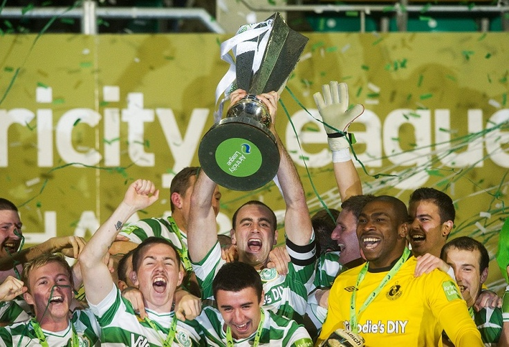 JGA Sports specialises in managing and maximising sport sponsorship packages - Airtricity League Winners 2011, Shamrock Rovers