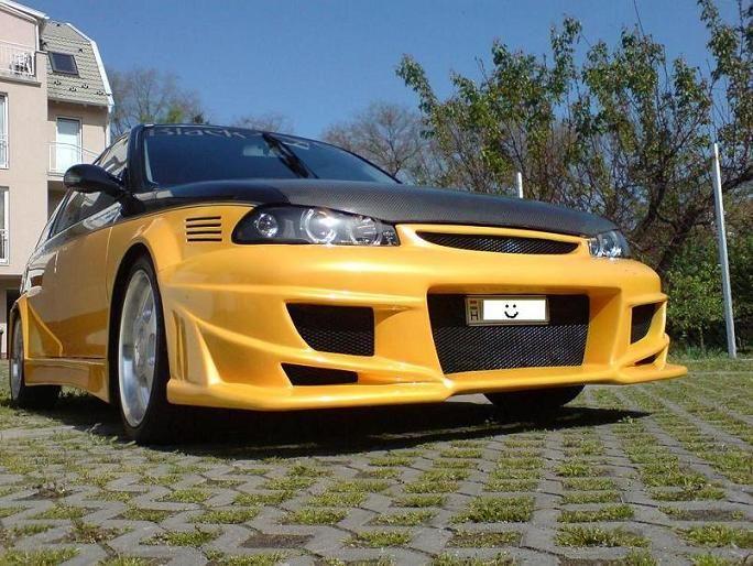 Opel Murcielago tuning (Black Cat) - Carstyling.hu :: Autótuning Portál