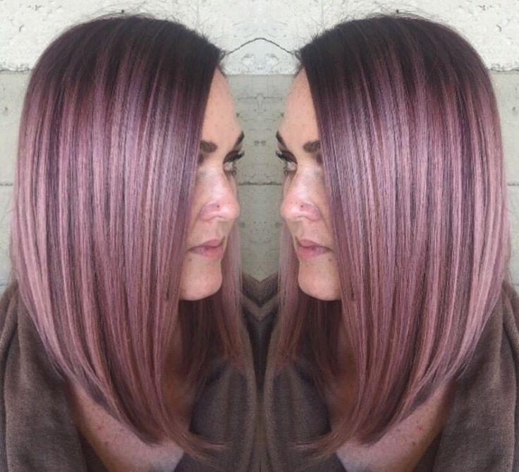 Smokey amethyst. | Hair + Makeup | Pinterest | Hair ...