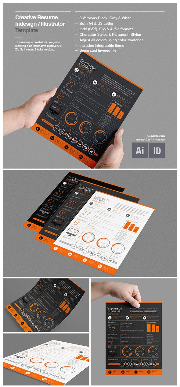 25  trending creative resume design ideas on pinterest