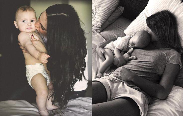 La etapa piel con piel: '' los otros 9 meses de tu bebé''