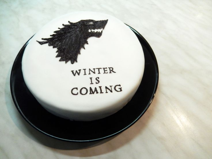 Gâteau Game of Thrones.