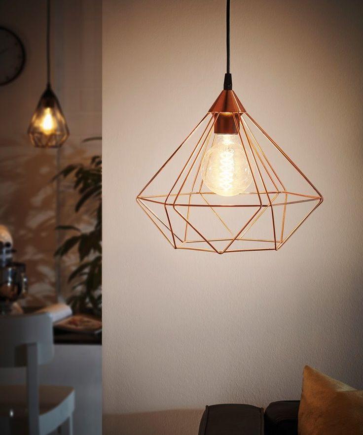 Eglo Vintage Lampa wisząca Tarbes 94194 : Sklep internetowy Elektromag Lighting #vintagelighting