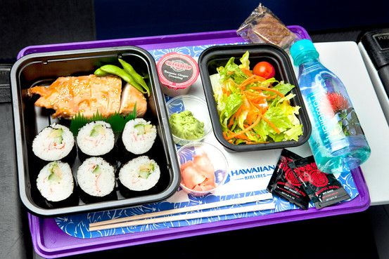 Catering Hawaian airlines