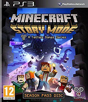 ¡El primer modo historia del universo Minecraft! Juega como un héroe o heroína con el nombre de Jesse en la aventura gráfica desarrollada por Telltale Games en colaboración con Mojang y toma decisiones que afectarán al desarrollo de la historia o utiliza herramientas característicos de Minecraft como el pico