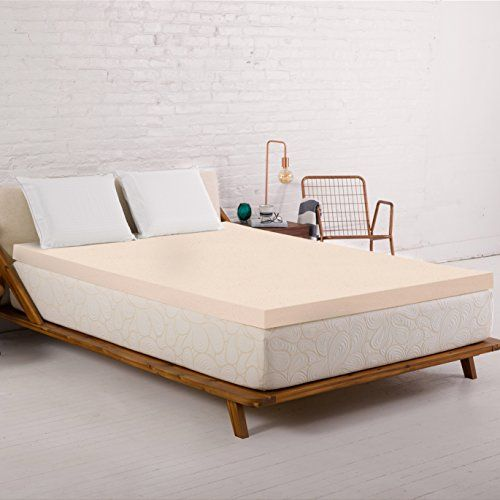 sleepjoy copper mattress topper high density 4lb copper gel memory foam