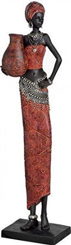 Tall African Lady In Traditional Red Dress Ornament / Figurine Home Works http://www.amazon.co.uk/dp/B00CP8G5L8/ref=cm_sw_r_pi_dp_oslzvb02PTCTM
