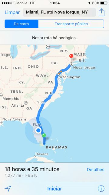 Viajar de Miami ou Orlando até Nova York de carro pode parecer longe ou loucura, mas não é não. Veja só que linda viagem em família de carro a Dayse fez e se inspire.