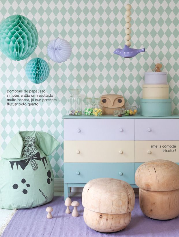 kid's bedroom #candy #decor