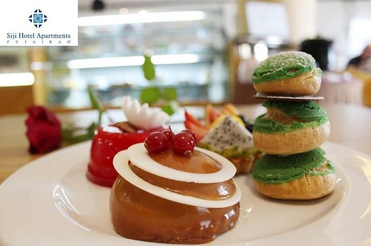 So much deliciousness in one dish! Head down to Faseel Café in Al Diar Siji Hotel Apartments this week to taste some of our freshest and fruitiest pastries!  For reservation, call: +970 9 223 2222