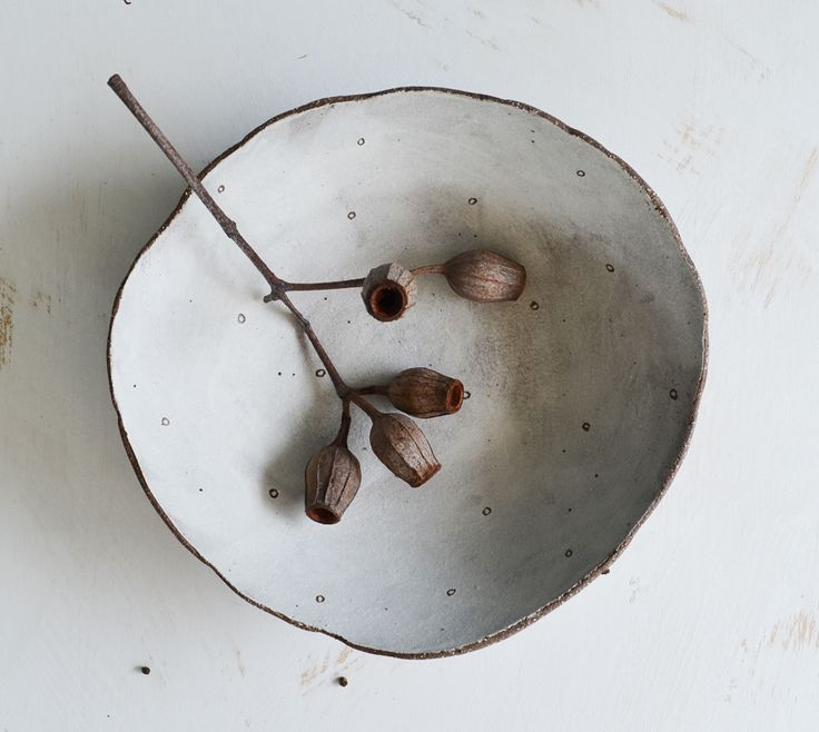 Handmade ceramics by Susan Simonini