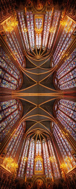 The Crystal Forever in Sainte Chapelle | Flickr - Photo Sharing!