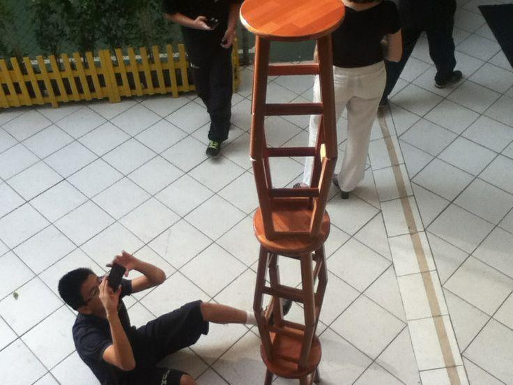 Banquinho Megazord