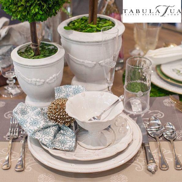 Great White #Traditional #Dinnerware by TabulaTua