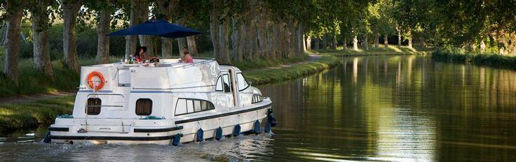 Traumhafte Bootsferien - Hausboot mieten - Hausbooturlaub   Le Boat