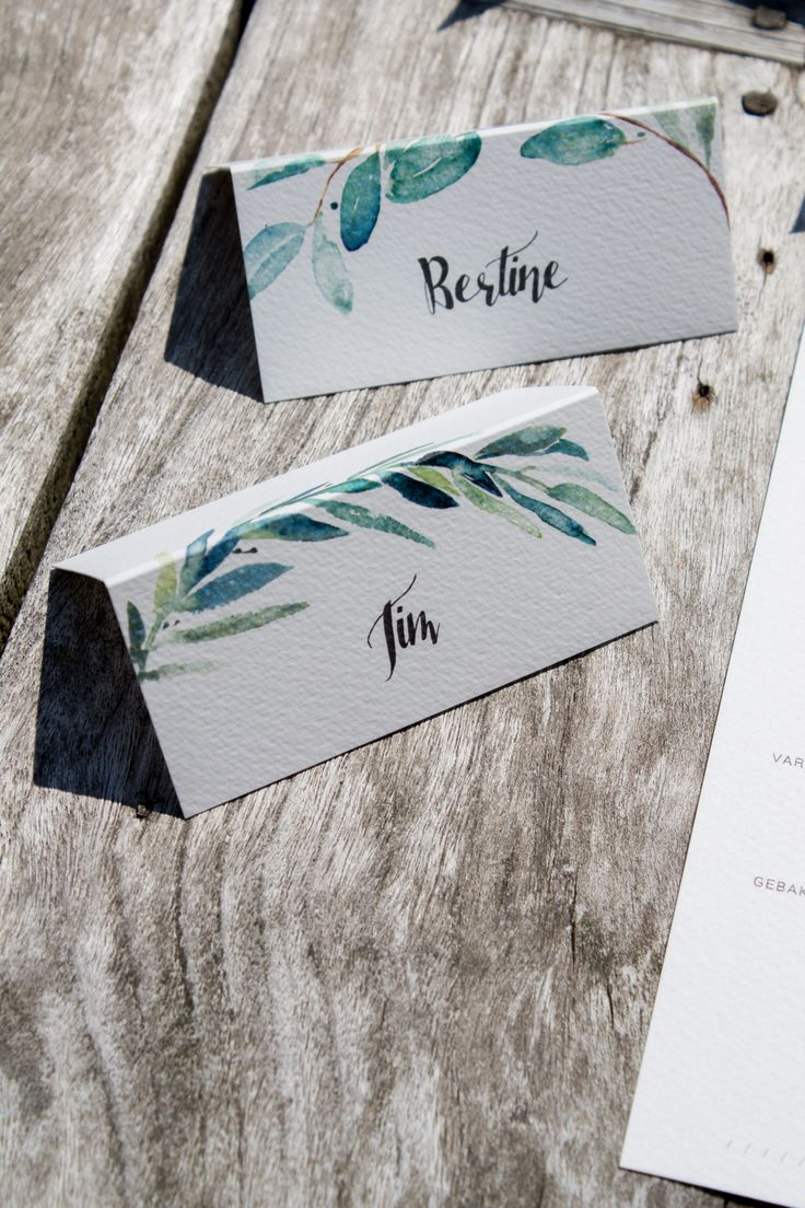 221 Best Table Name Card Images On Pinterest Wedding Reception