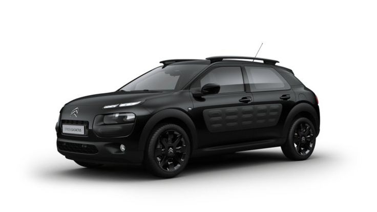 "C4 Cactus ""All Black'"