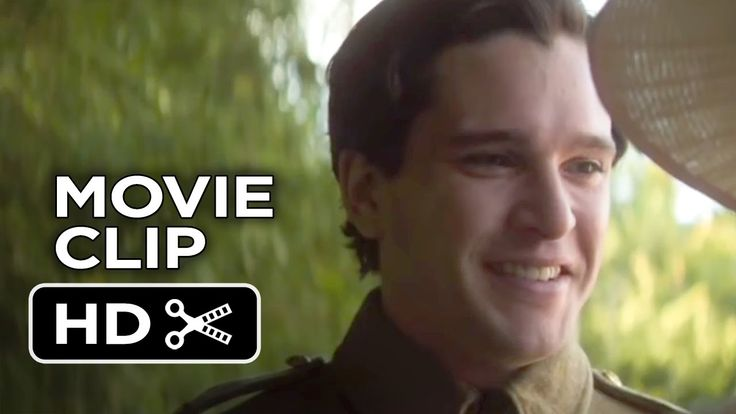 Testament of Youth Movie CLIP - No More Fear (2015) - Kit Harington, Ali...