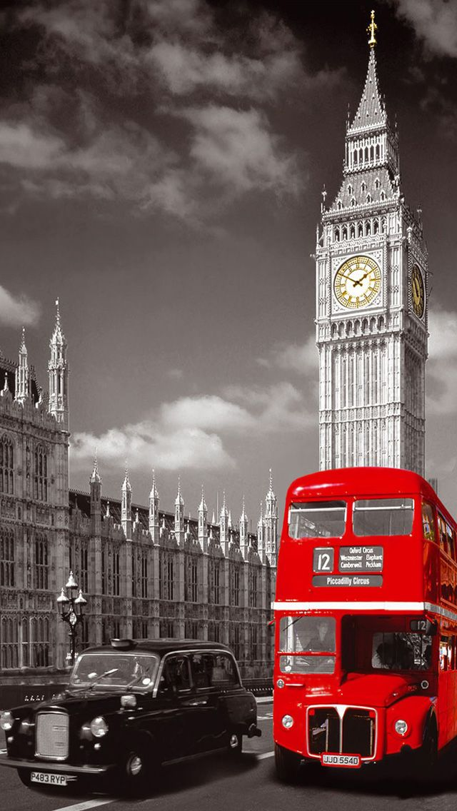 London hd wallpaper for iPhone 5/6 plus  Cities iPhone Wallpapers  Pinterest  iPhone
