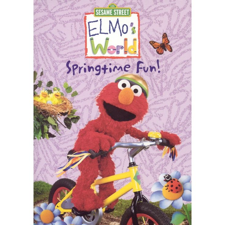 Sesame Street: Elmo's World - Springtime Fun