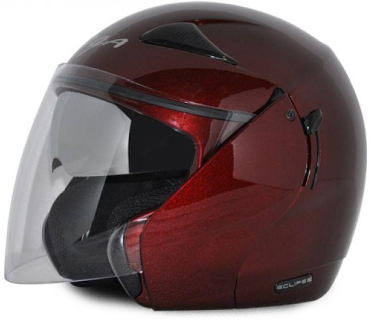 Vega Eclipse Motorbike Helmet - Buy Vega Eclipse Motorbike Helmet Online at Best Prices in India - Motorbike   Flipkart.com