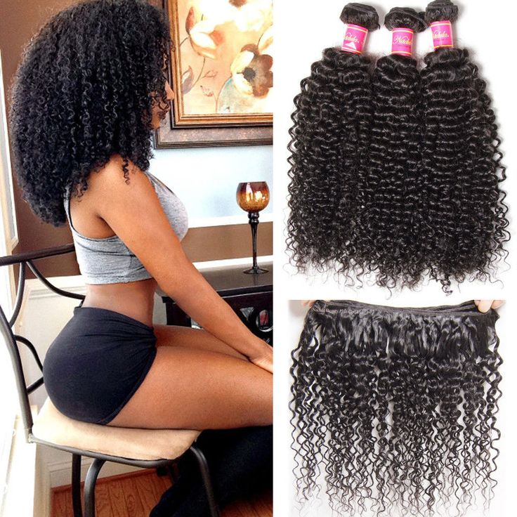 Malaysian Hair Weaving 3 Bundles 7A Malaysian Curly Human Hair Weave Extensions in Health & Beauty, Hair Care & Styling, Hair Extensions & Wigs | eBay