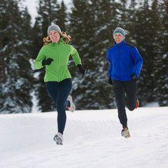 Winter Running Woe: Burning Lungs