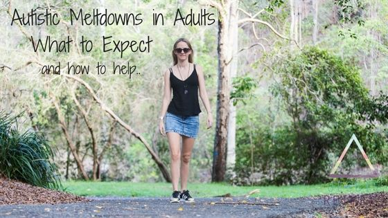Autistic Meltdowns in Adults