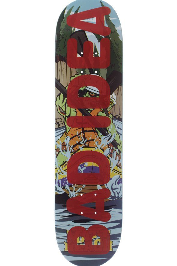 SKATE MENTAL BEACH-BAD IDEA 8 X 31.5, bad indea, bad, idea,  skate, skateboard, skateboarding, sk8mafia, bones, spitfire, boards, death wish, lifestyle, passion, skate passion, skateboard trends, skateboard lifestile, skater, skater lifestyle, official,