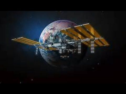 UFOs pass next to the International Space Station NASA cuts feed AGAIN