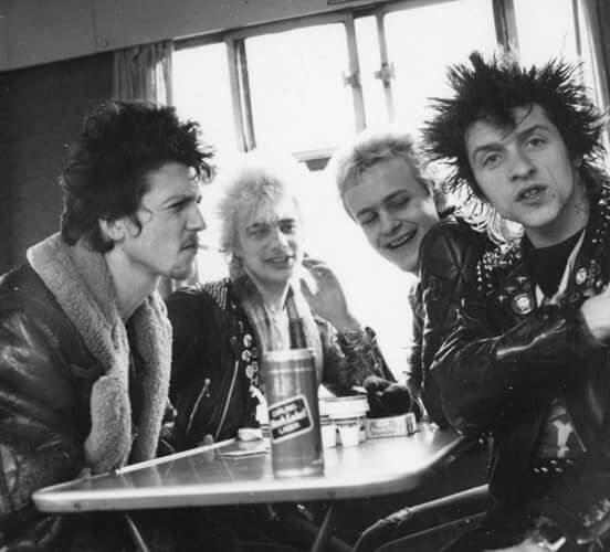 Vintage charged gbh pic.
