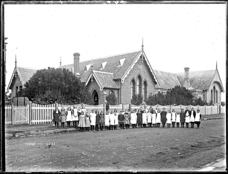 Tighes Hill Public School, Tighes Hill, NSW, 6 May 1895 | by UON Library,University of Newcastle, Australia