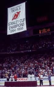 Stanley Cup Champions 1994-95