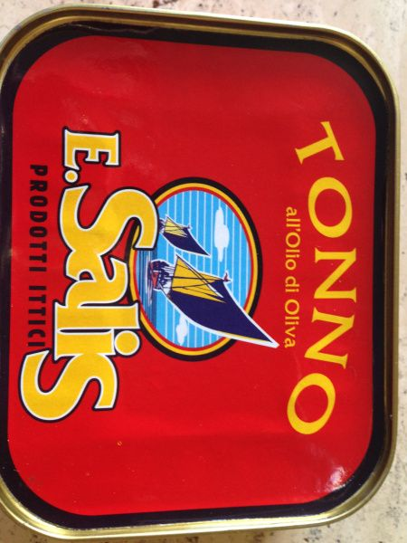 Sant'Antioco tuna fish