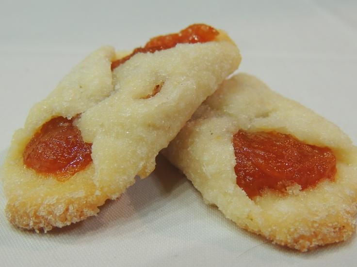 Delicious Apricot Cold Dough Cookies