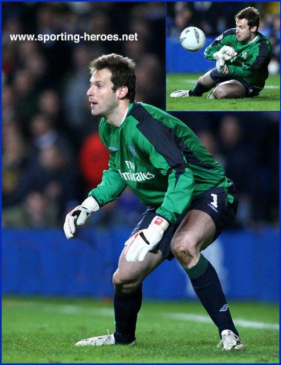 Petr Cech - Chelsea FC - UEFA Champions League 2004/05 (Knockout Stages)