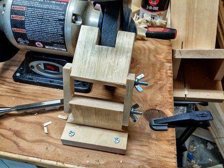 Bench Grinder Tool Rest Herramientas De Carpinter 237 A
